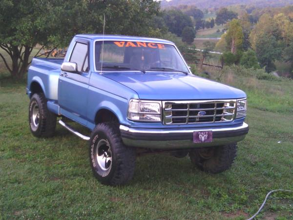 Ford F-150 1992 foto - 1
