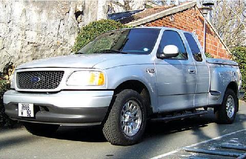 Ford F-150 2001 foto - 3
