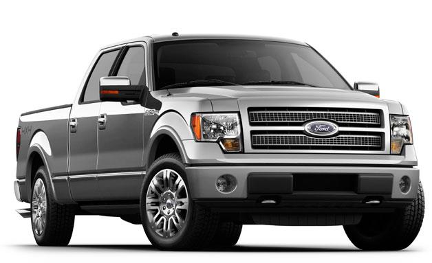 Ford F-150 2012 foto - 2