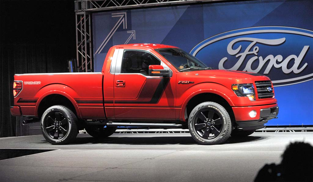 Ford F-150 2014 foto - 2