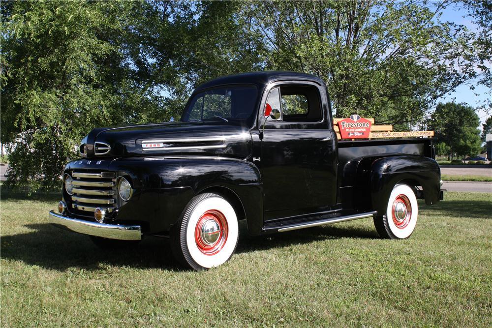 Ford F 1950 foto - 1