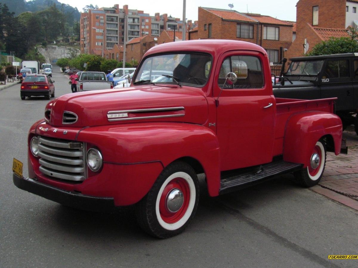 Ford F 1950 foto - 2