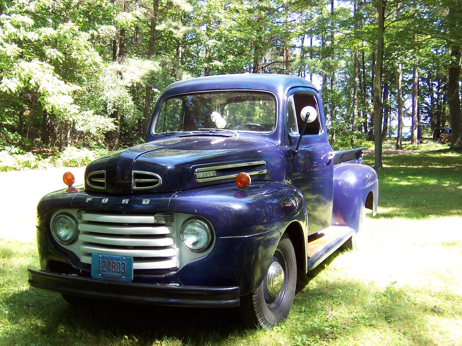 Ford F 1950 foto - 5
