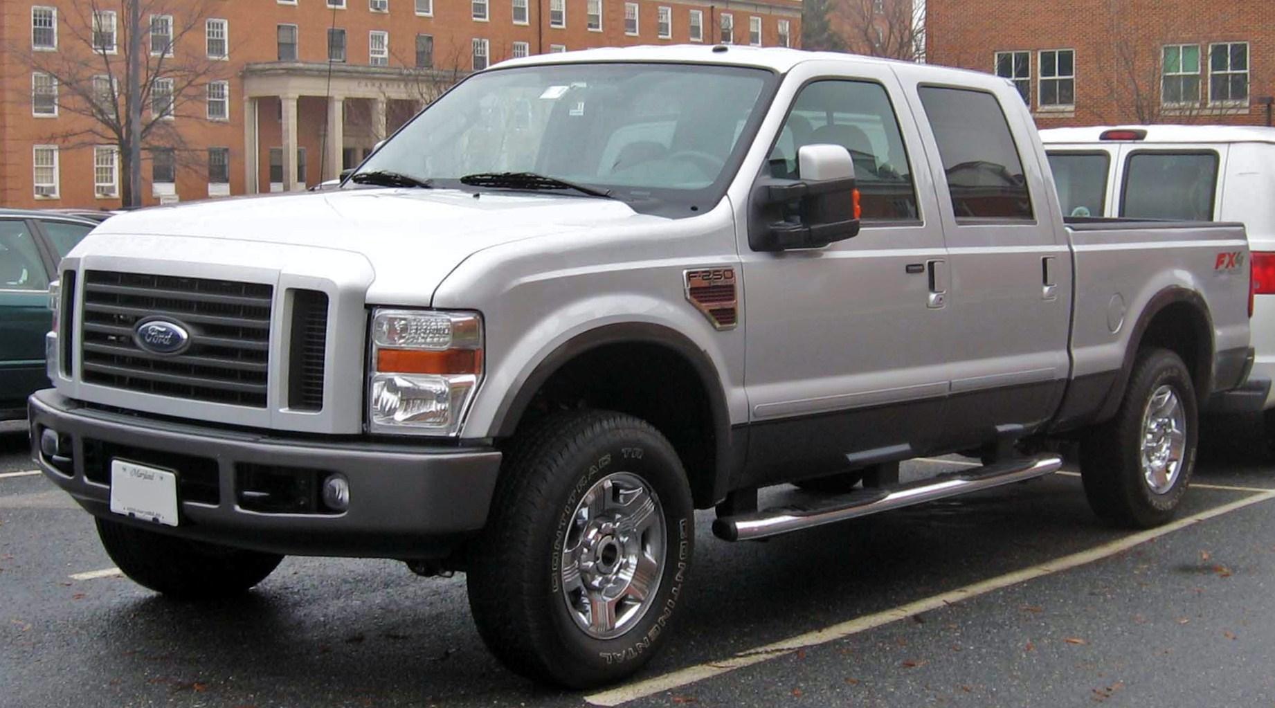 Ford F 2000 foto - 3