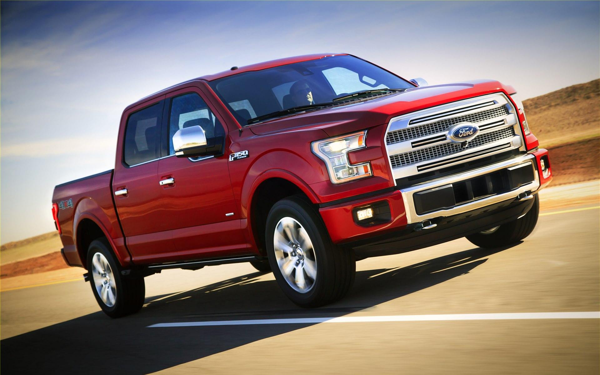 Ford F 2015 foto - 2