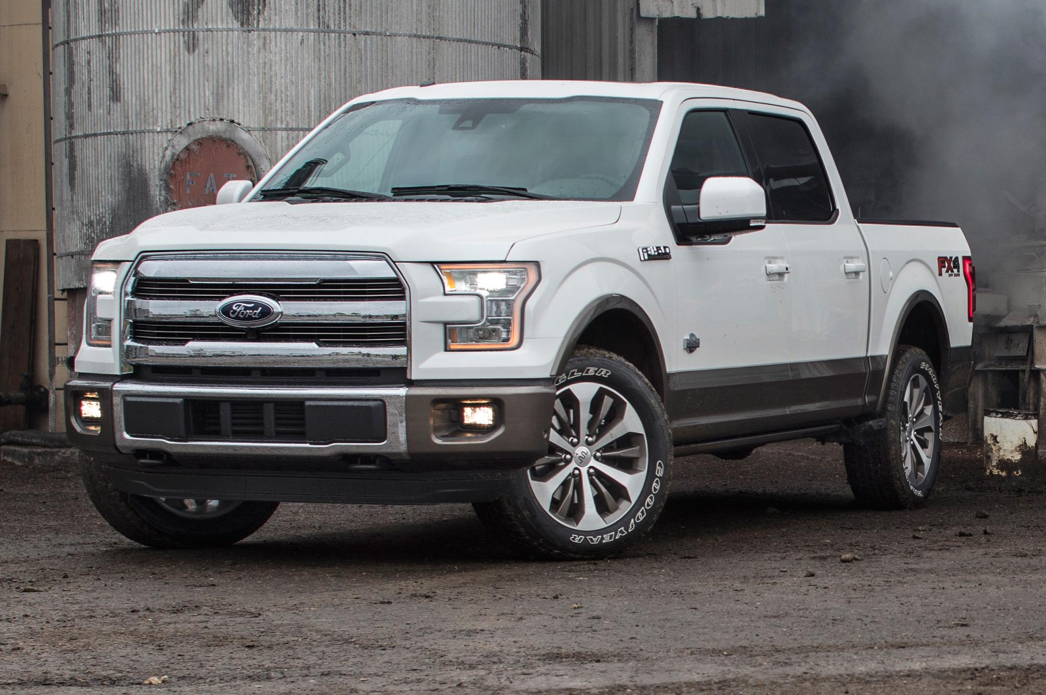 Ford F 2015 foto - 4