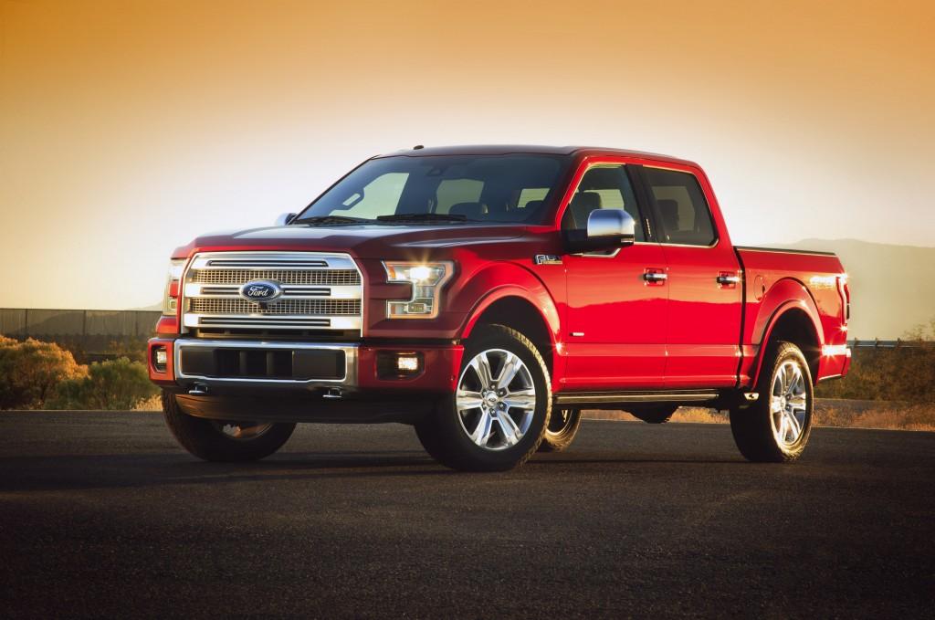 Ford F 2015 foto - 5