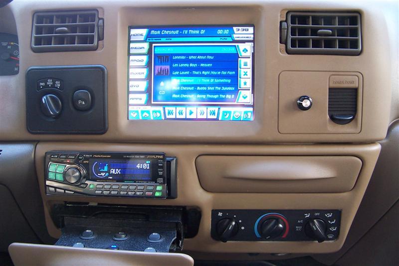 Ford F-250 2001 foto - 4