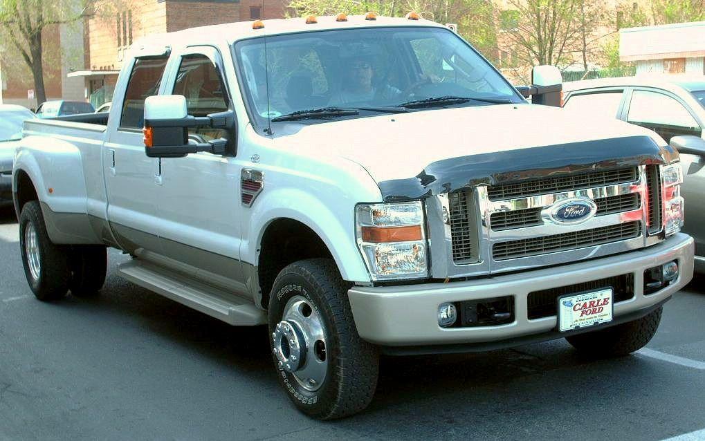 Ford F-350 2007 foto - 1