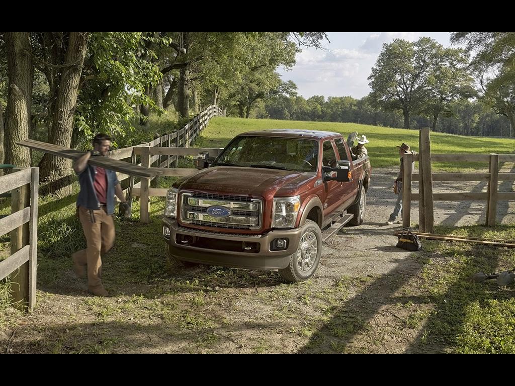 Ford F-series 2015 foto - 4