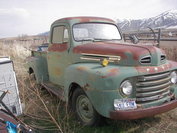 Ford F1 1948 foto - 3
