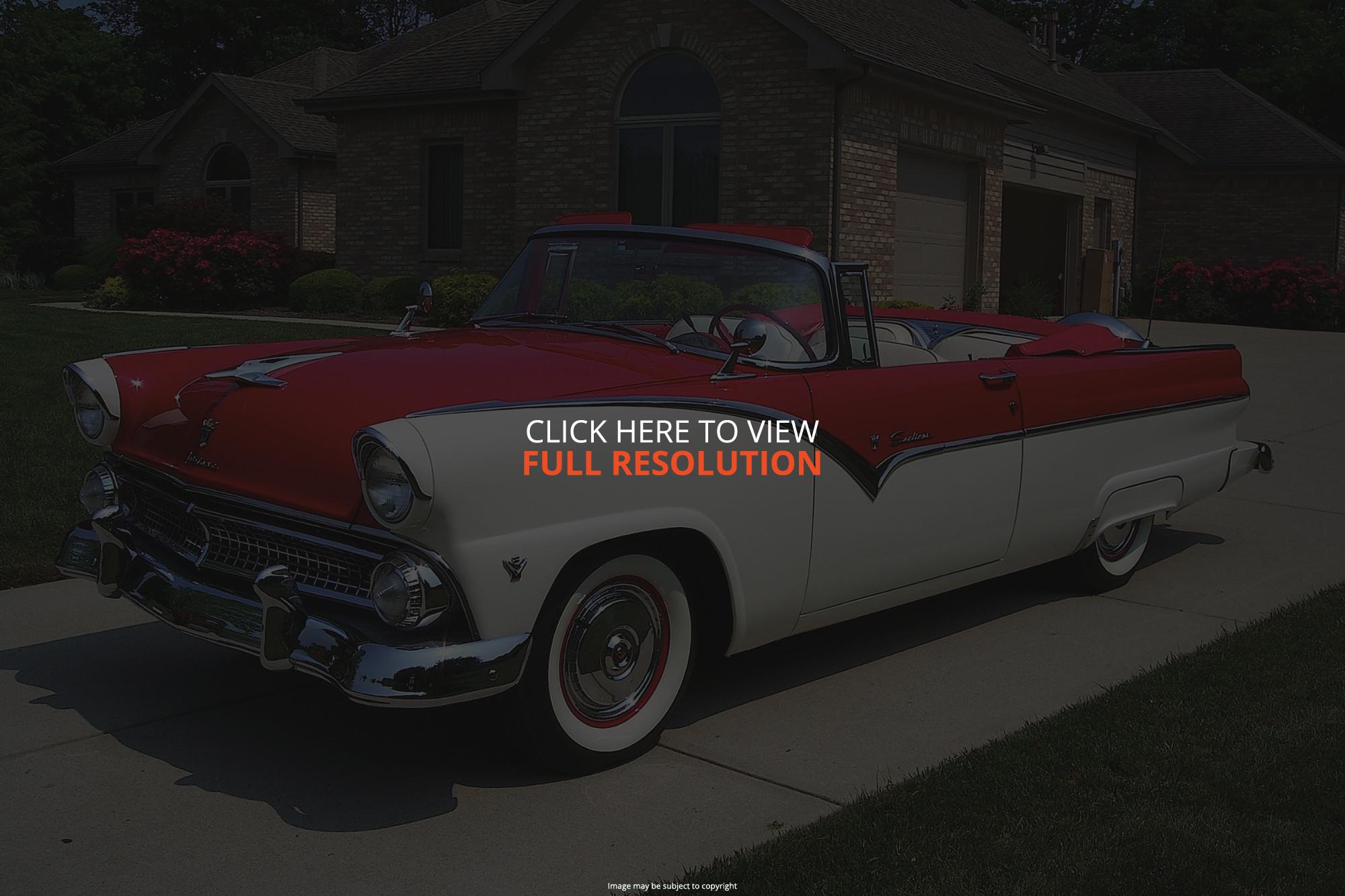 Ford Fairlane 1954 foto - 1