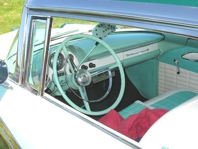 Ford Fairlane 1954 foto - 3