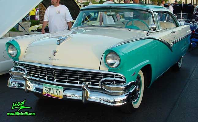 Ford Fairlane 1956 foto - 3