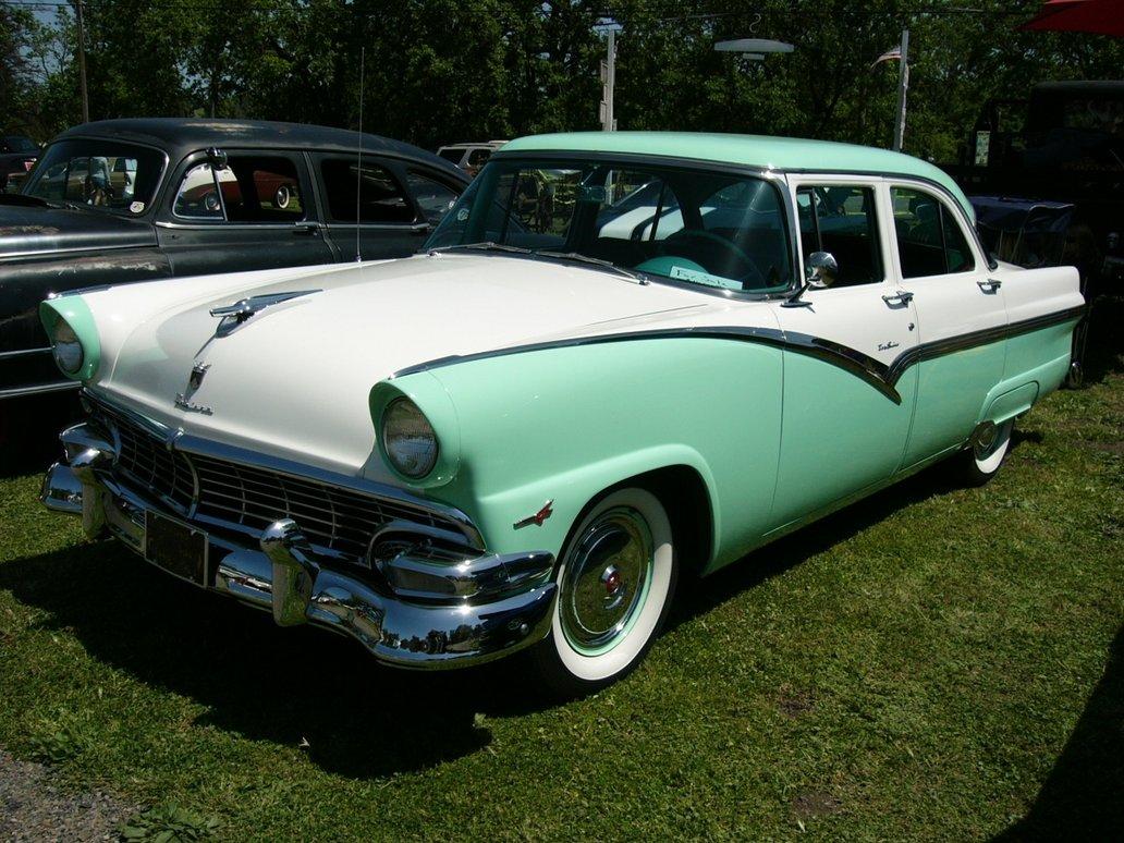 Ford Fairlane 1956 foto - 4