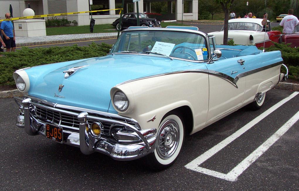 Ford Fairlane 1956 foto - 5