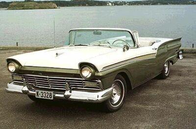 Ford Fairlane 1957 foto - 5