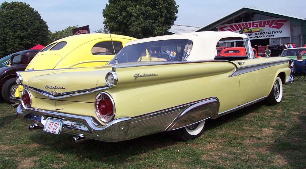 Ford Fairlane 1959 foto - 3