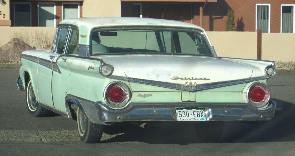 Ford Fairlane 1959 foto - 4