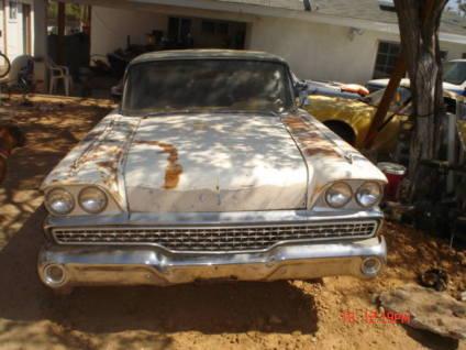 Ford Fairlane 1959 foto - 5