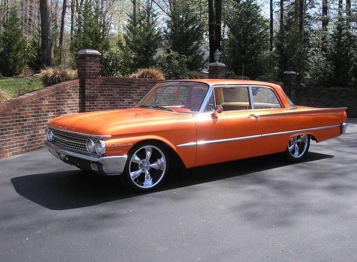 Ford Fairlane 1961 foto - 3