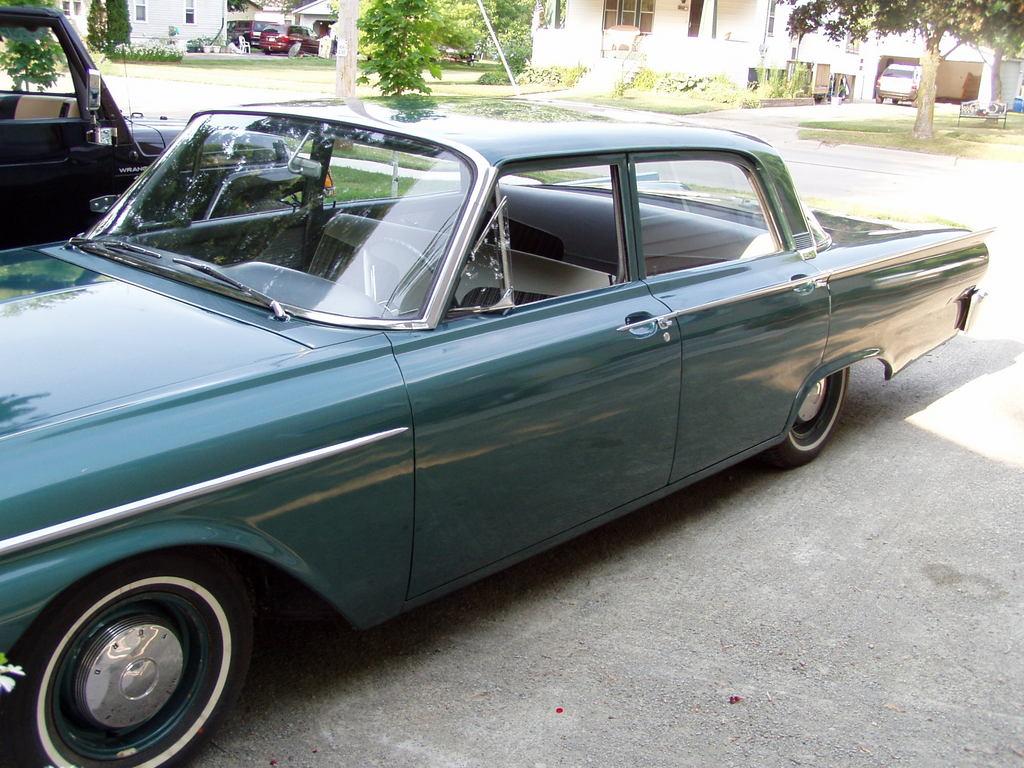 Ford Fairlane 1961 foto - 4