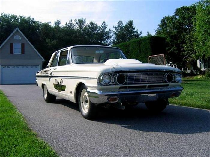 Ford Fairlane 1964 foto - 3