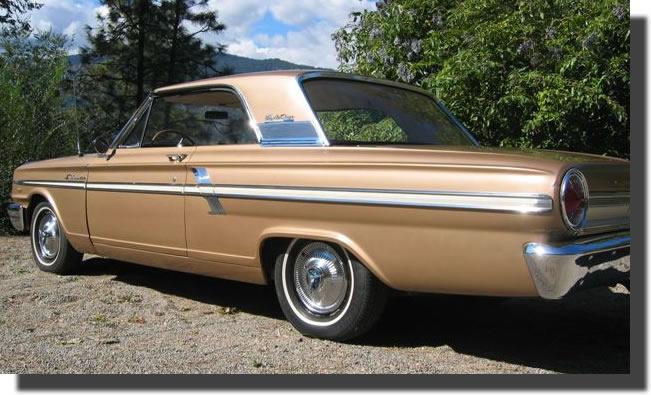 Ford Fairlane 1964 foto - 4