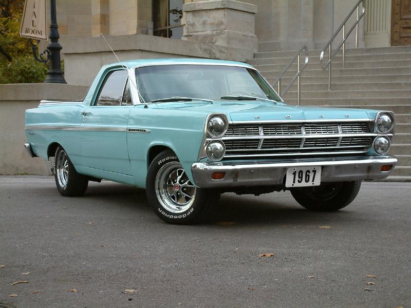 Ford Fairlane 1967 foto - 1