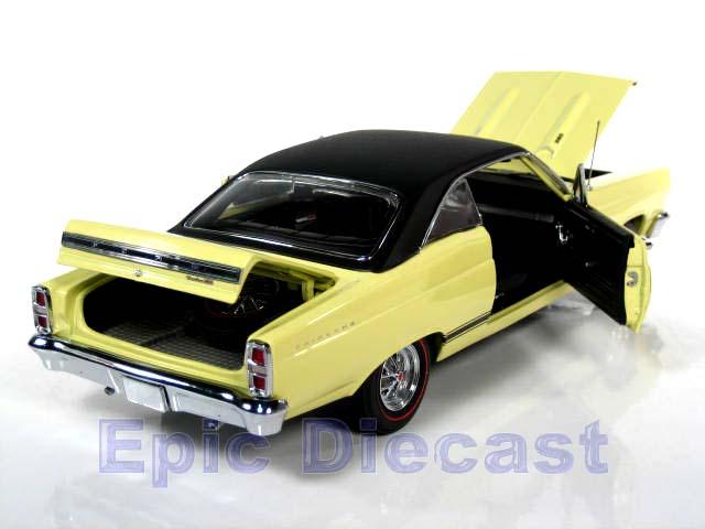 Ford Fairlane 1967 foto - 3