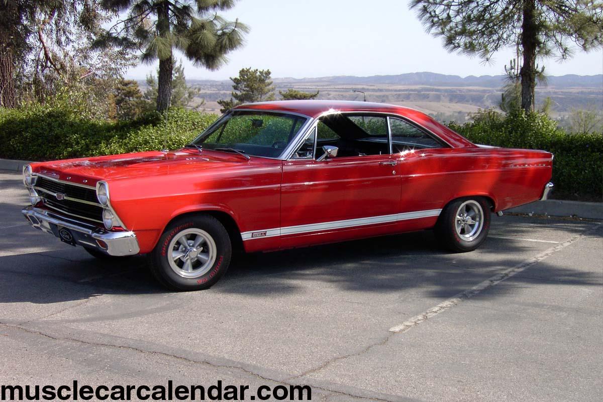Ford Fairlane 1967 foto - 4