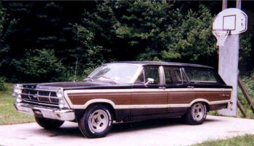 Ford Fairlane 1967 foto - 5