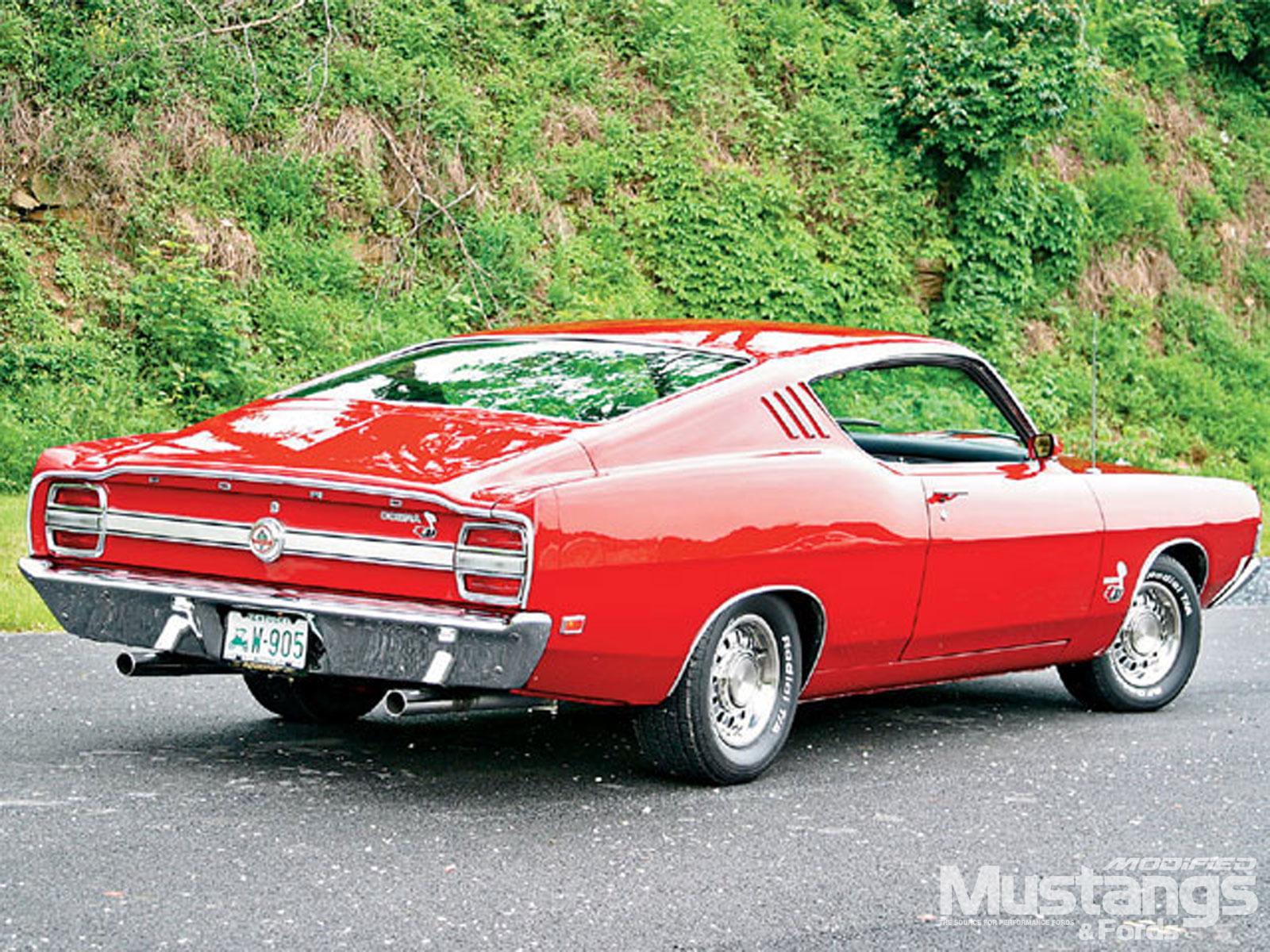 Ford Fairlane 1969 foto - 3
