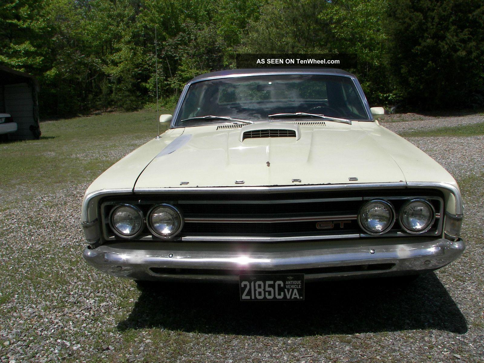 Ford Fairlane 1969 foto - 4