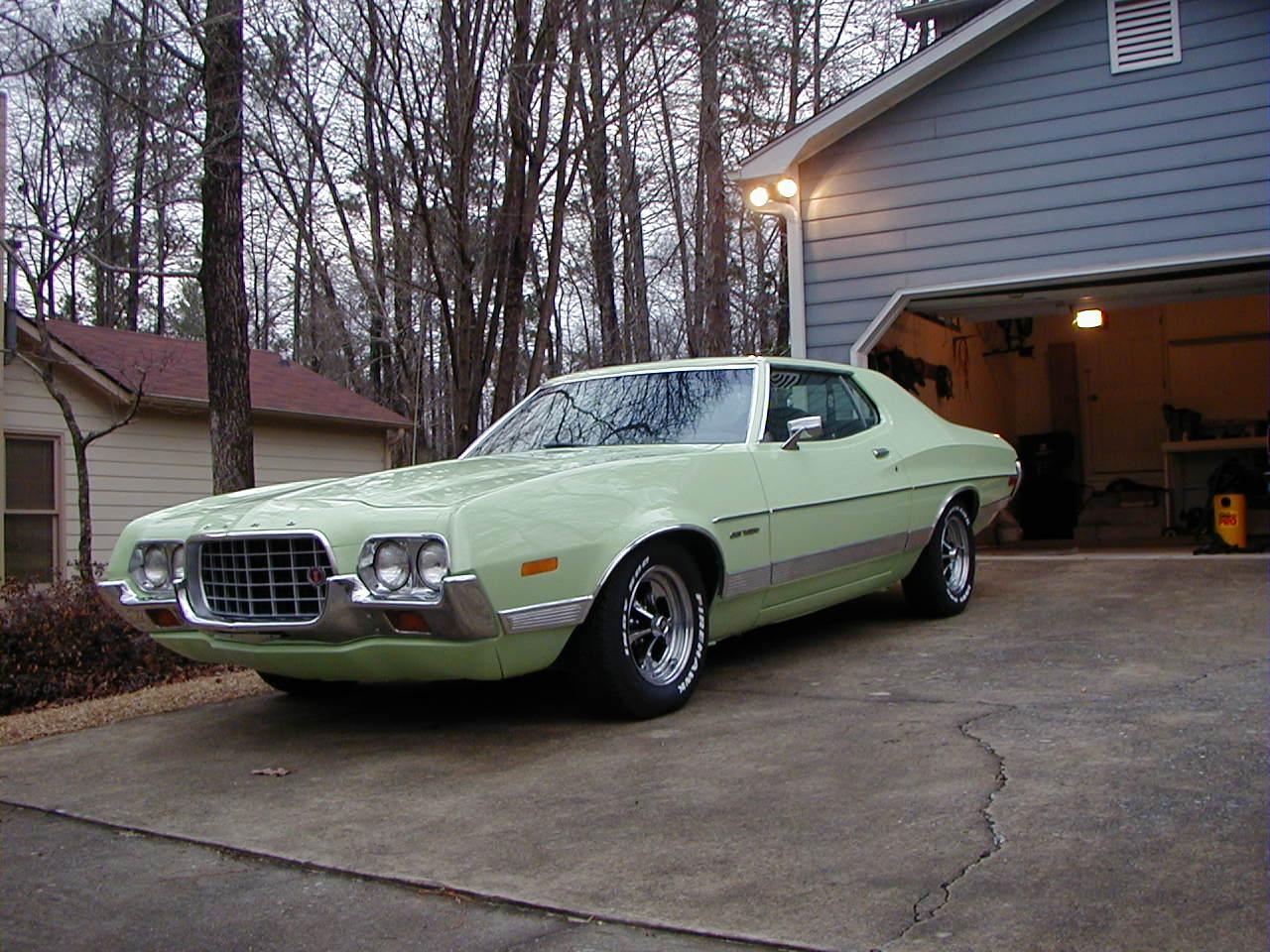 Ford Fairlane 1972 foto - 1