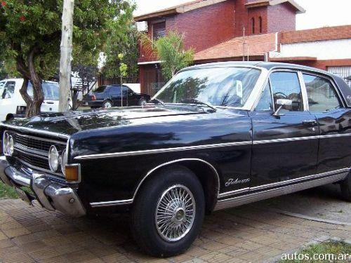 Ford Fairlane 1975 foto - 2