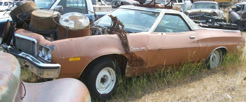 Ford Fairlane 1975 foto - 4
