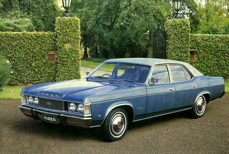 Ford Fairlane 1975 foto - 5
