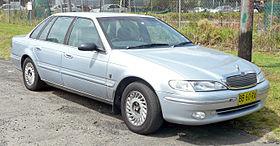 Ford Fairmont 1996 foto - 5