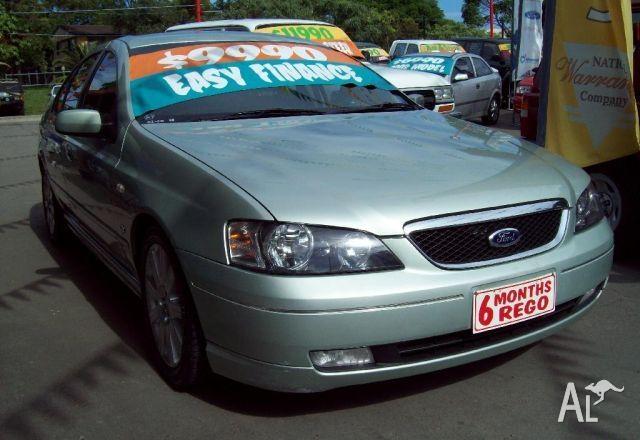 Ford Fairmont 2003 foto - 2