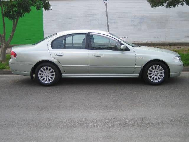 Ford Fairmont 2003 foto - 3