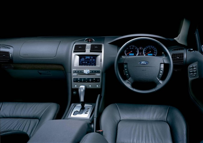 Ford Fairmont 2003 foto - 4
