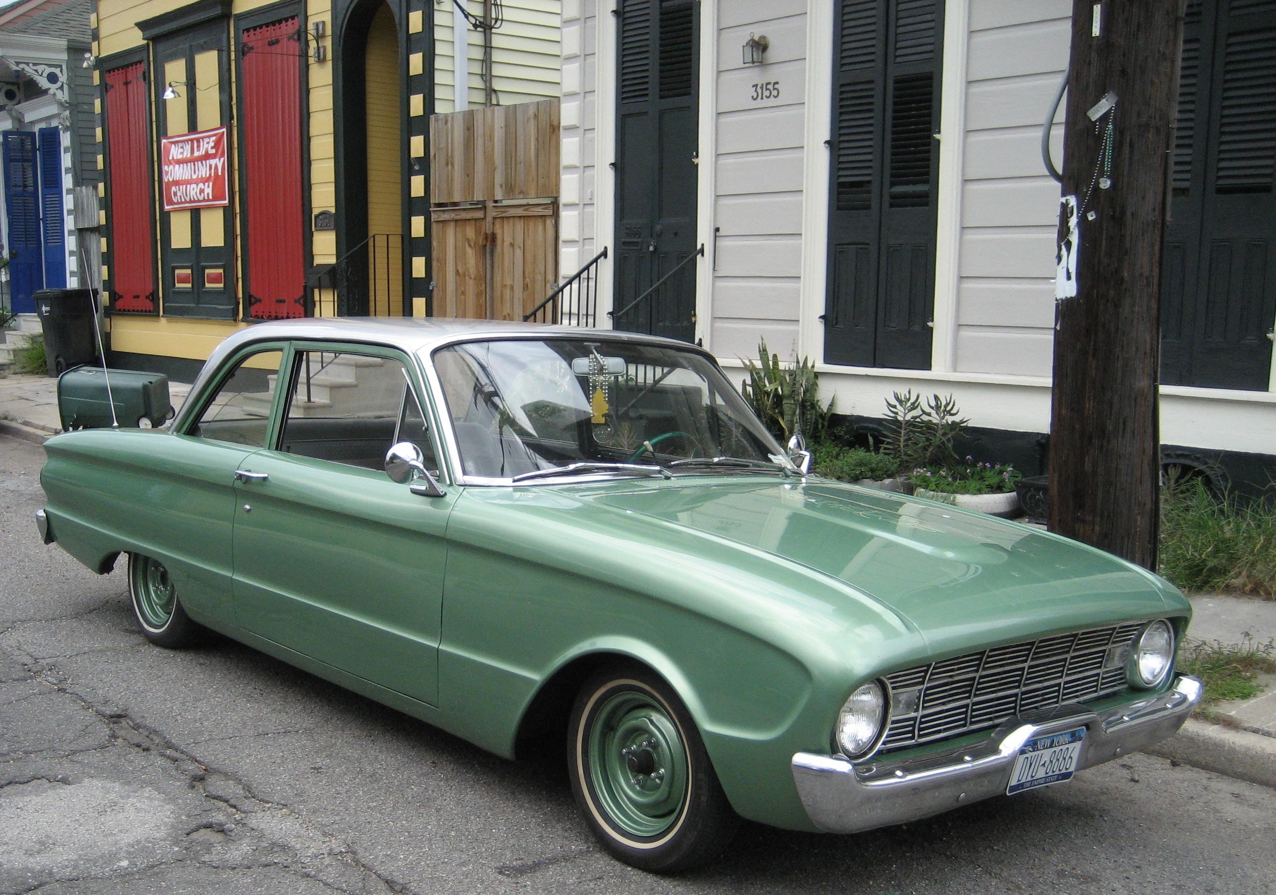 Ford Falcon 1960 foto - 2