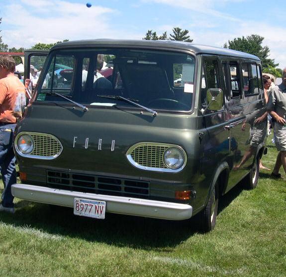Ford Falcon 1963 foto - 4