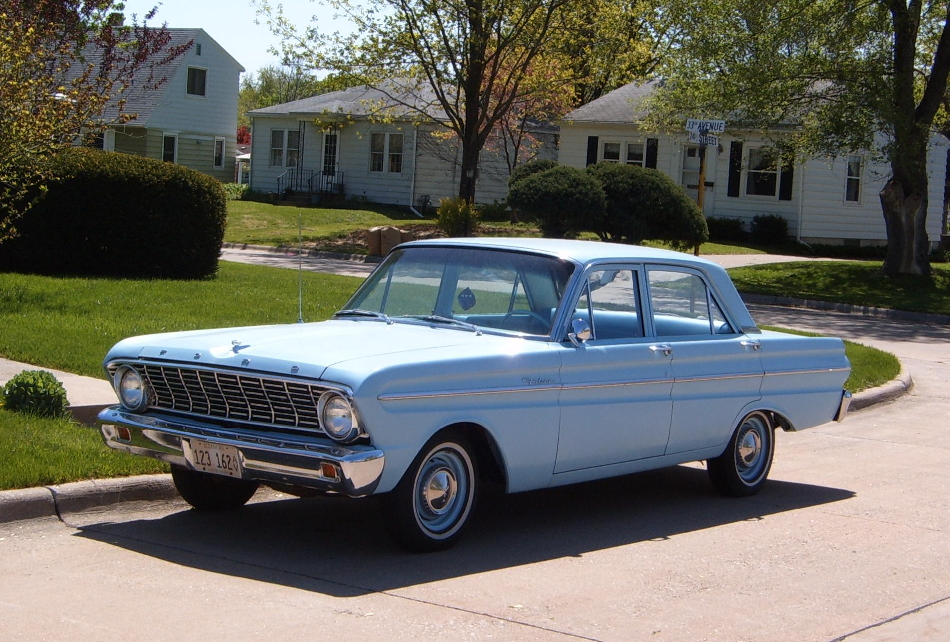 Ford Falcon 1964 foto - 1