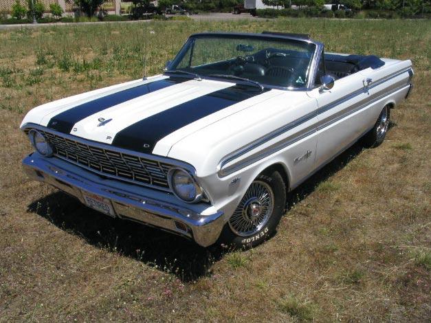 Ford Falcon 1964 foto - 5