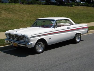 Ford Falcon 1965 foto - 2
