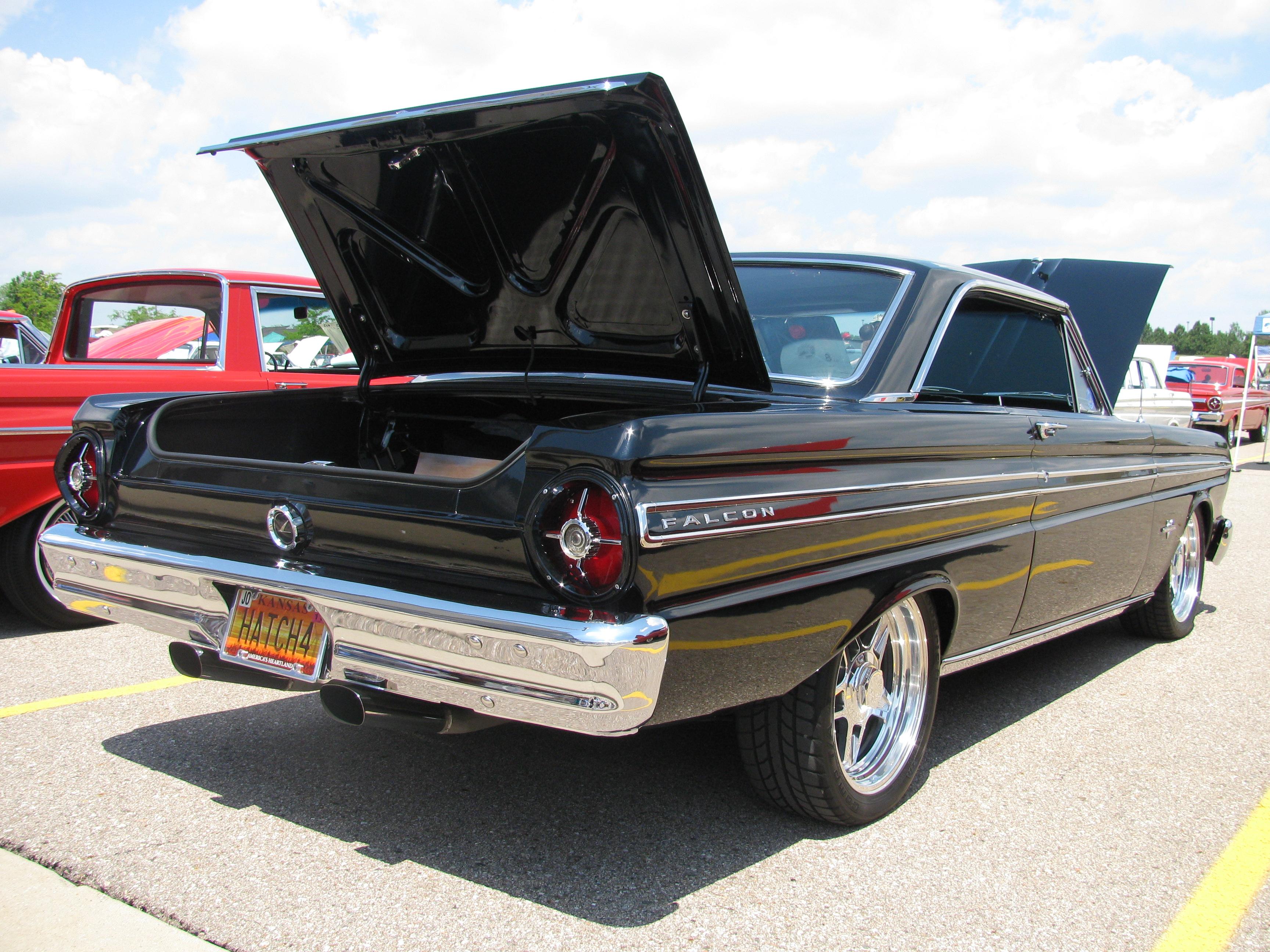 Ford Falcon 1965 foto - 3