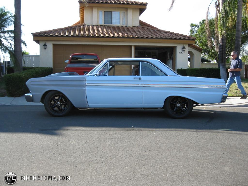 Ford Falcon 1965 foto - 4