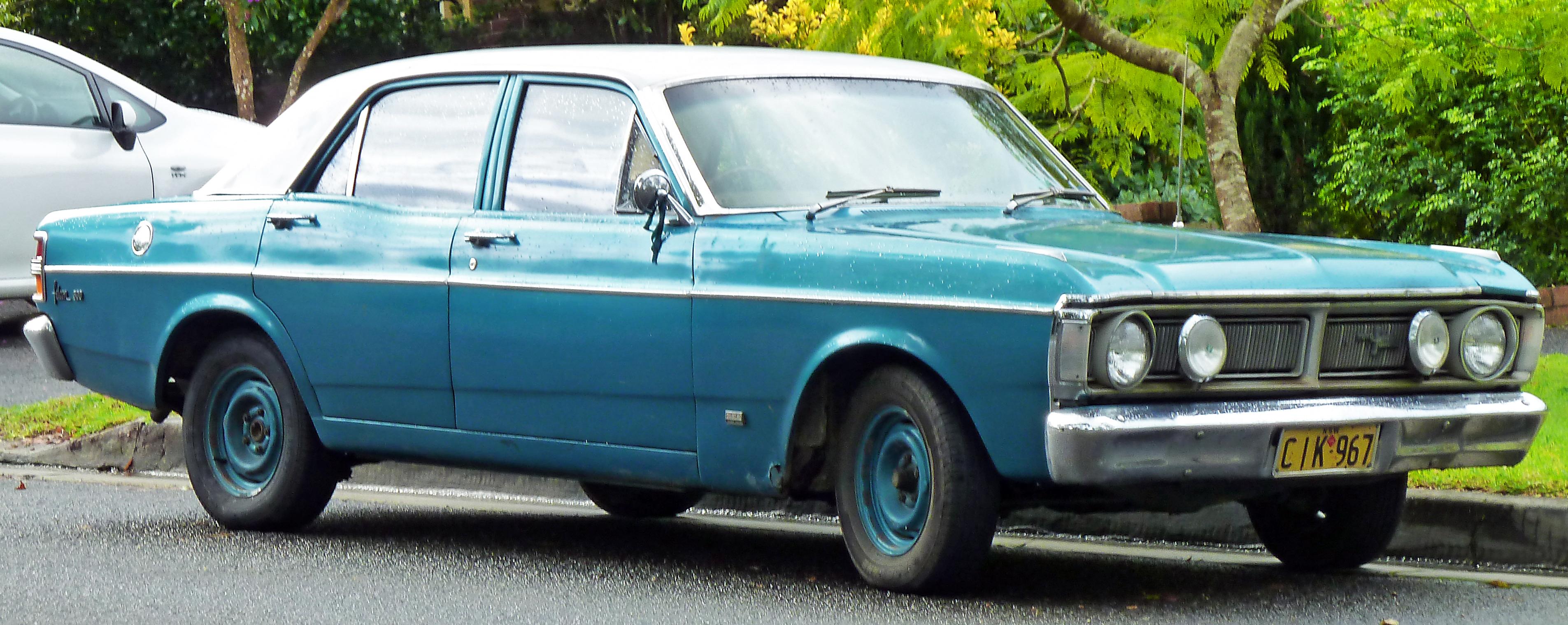 Ford Falcon 1970 foto - 1